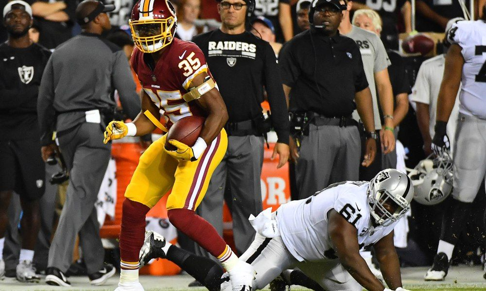 Redskins hit pay dirt in the 2017 NFL Draft Nfl