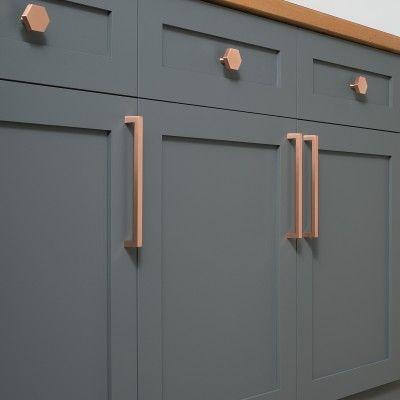 Hex - Satin Nickel | Hardware, Kitchens and Restoration Ideas For Kitchen Cabinet Hardwar Html on