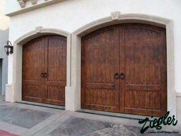 Mediterranean Style Garage Doors   Mediterranean   Garage Doors   Orange  County   Ziegler Doors Inc