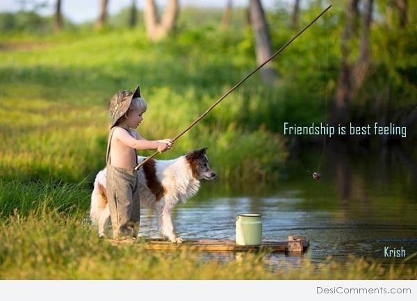 Friendship is best feeling