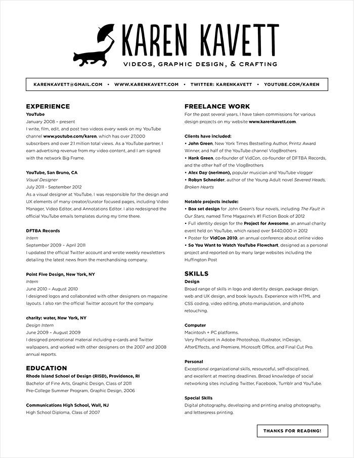 simple resume designs - Google Search Future Pinterest - Simple Resume Design