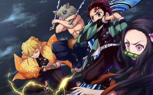 780+ Demon Slayer: Kimetsu no Yaiba HD Wallpapers   Background Images