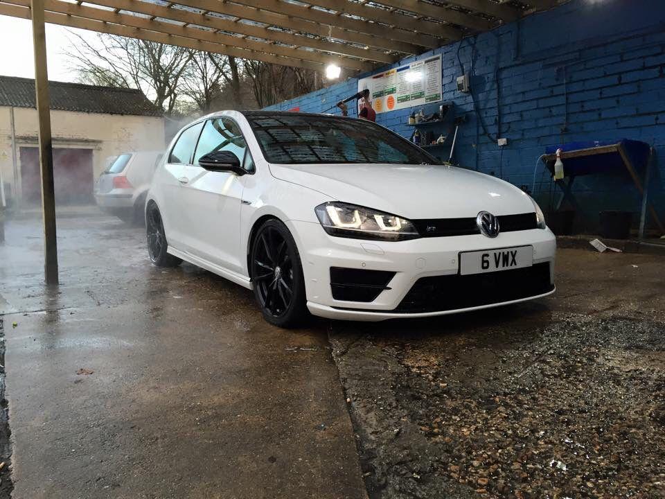 Black Pretoria S Roof Mirrors Golf Gti Vw Golf Volkswagen Golf
