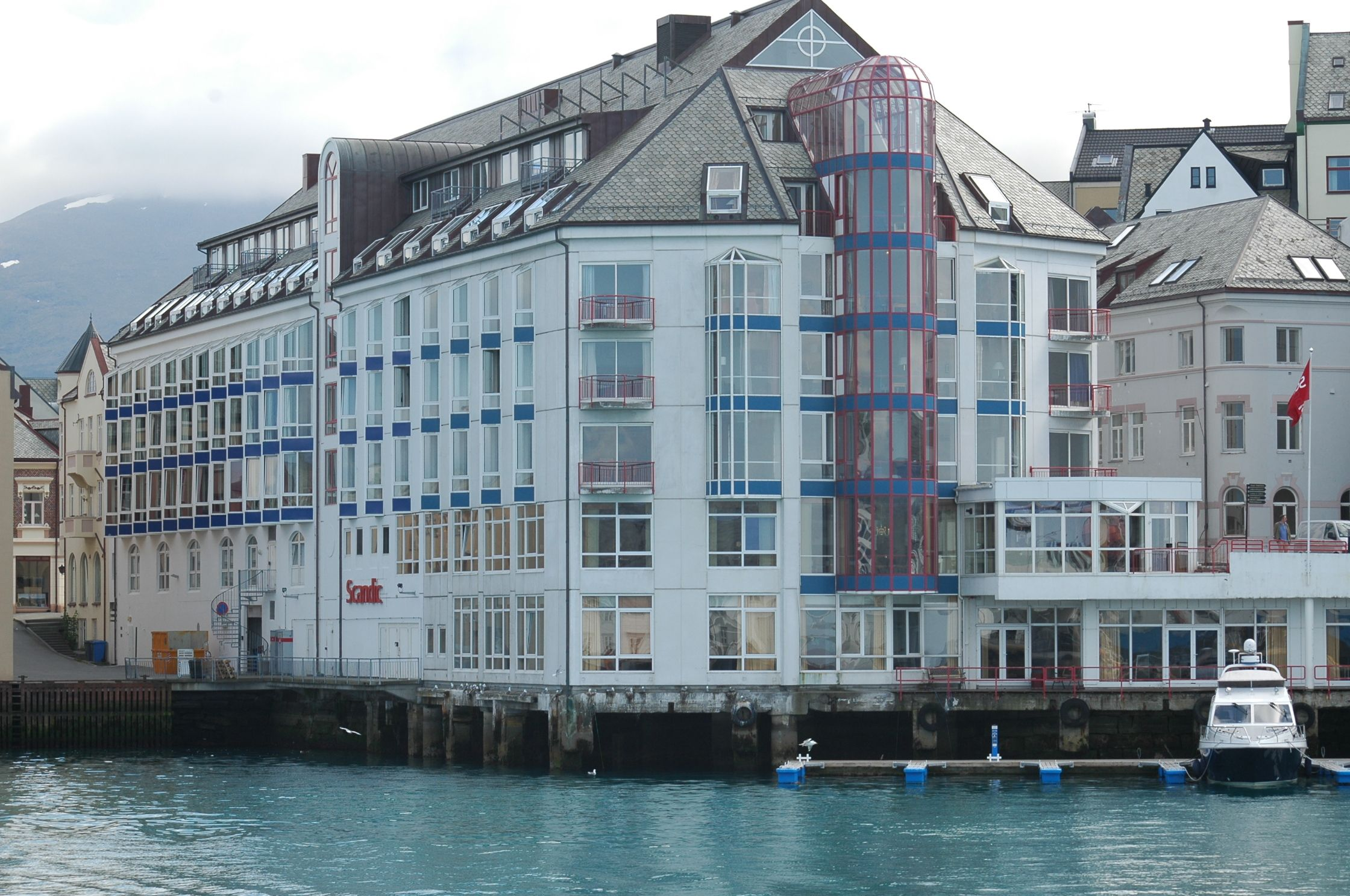 Scandic Hotel In Ålesund