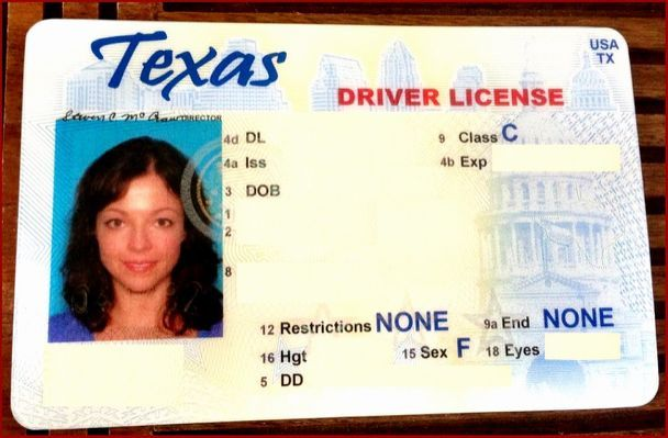 Blank State Id Template Datanta Us Drivers License Id Card Template Card Template