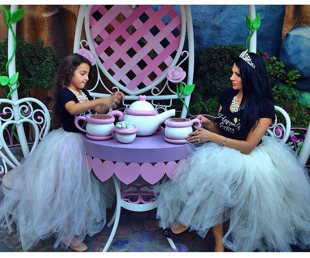 DisneyLand once apon a time tutu skirts