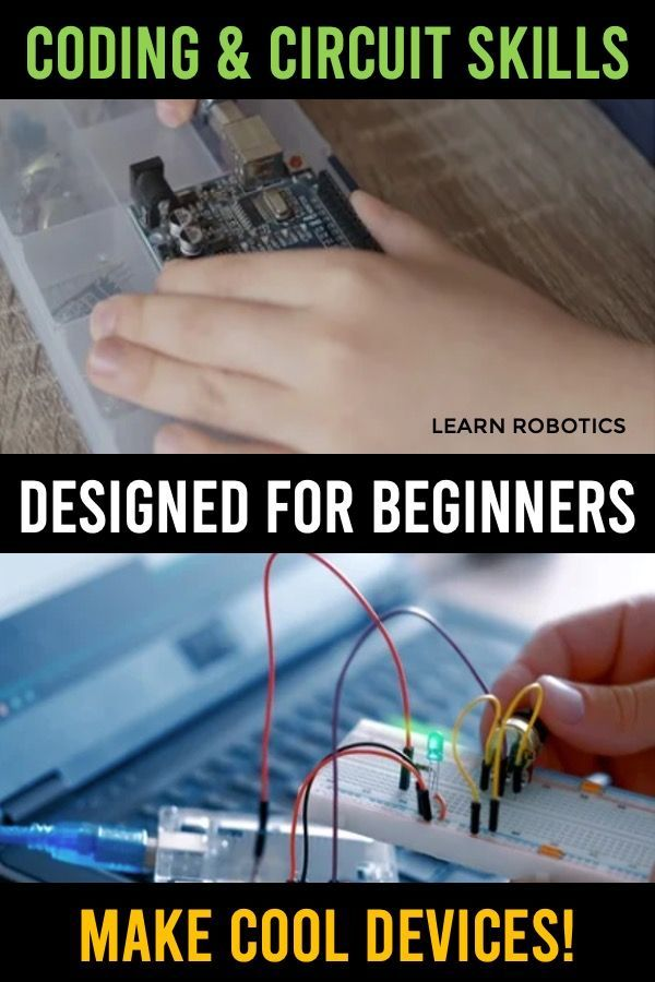 Start Building Circuits for Beginners