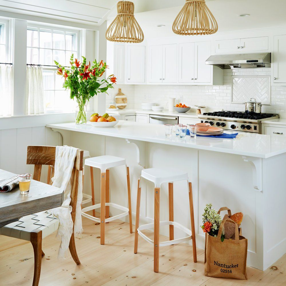 12 Genius Decorating Ideas For Small Kitchens Coastal Living Kitchen Small Kitchen Cosy Kitchen