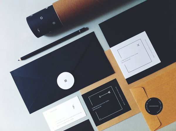The Arcane - Reinold Lim's New Identity Design by Oddds — Designspiration