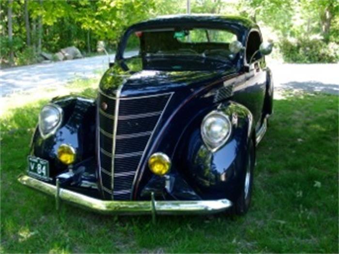 1937 Lincoln Zephyr For Sale Classiccars Com Cc 660883 Lincoln Zephyr Lincoln Zephyr