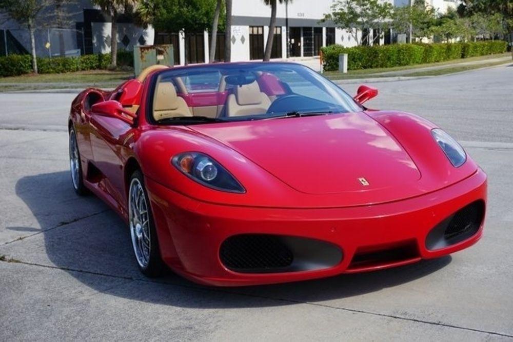 2007 Ferrari F430 Spider For Sale Ferrari F430 Spider Ferrari F430 Ferrari