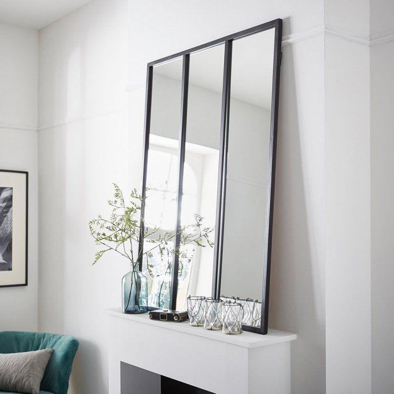 7 Facons D Agrandir L Espace Avec Un Miroir Miroir Atelier