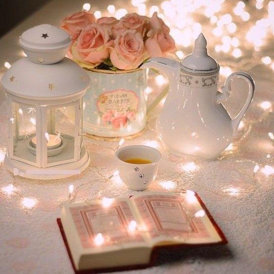 Quran Lantern And Tea Seni Islamis Karya Seni Kopi Seni Buku