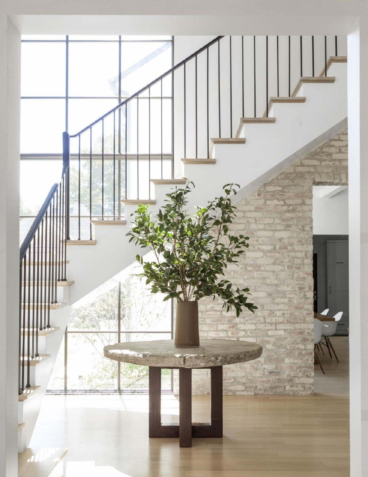 Awesome modern mediterranean homes interior design ideas (34 ...