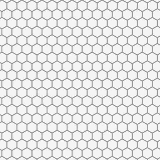 Hex Tile Painting Stencil (possibly For The Kitchen Or