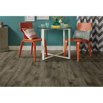 Maple Laminate Flooring, Harmonics Mill Creek Maple Laminate Flooring
