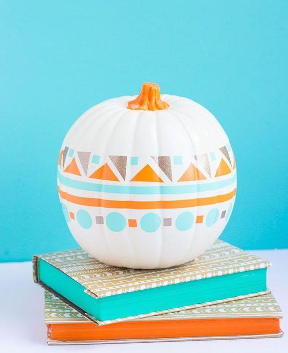 28 pumpkins ideas - 101ideerse Party Ideas Pinterest Pumpkin - halloween pumpkin painting ideas