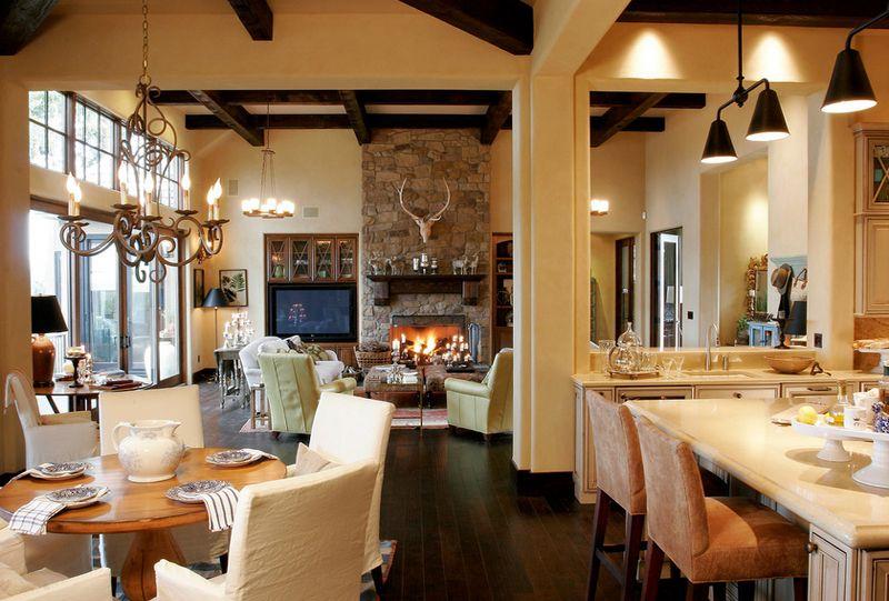 Öffnen Küche Ideen Wohnzimmer Wenn Sie eine kleine Pantry-Küche, die