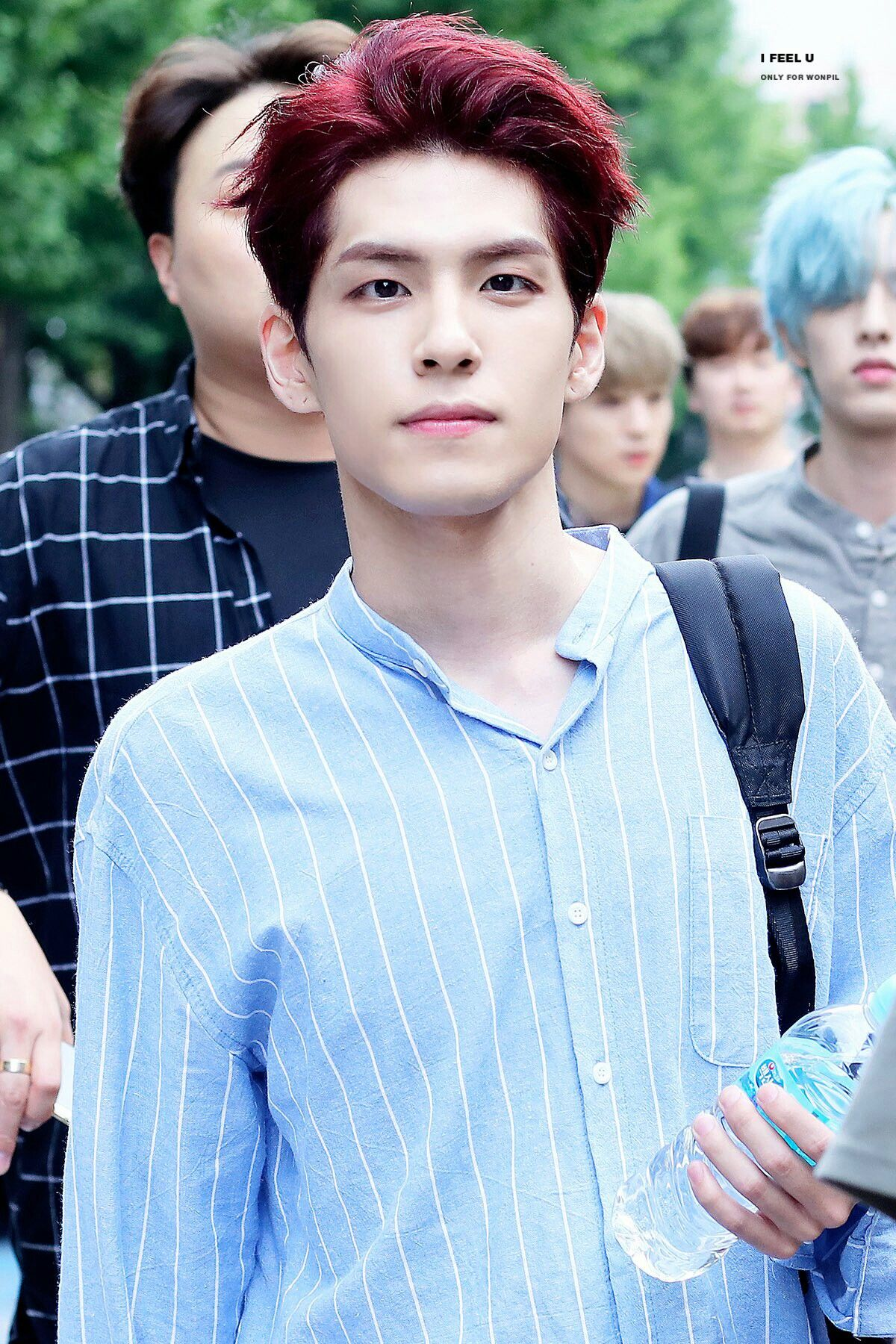 Day6 Wonpil Yes Show Your Shining Forehead Kim