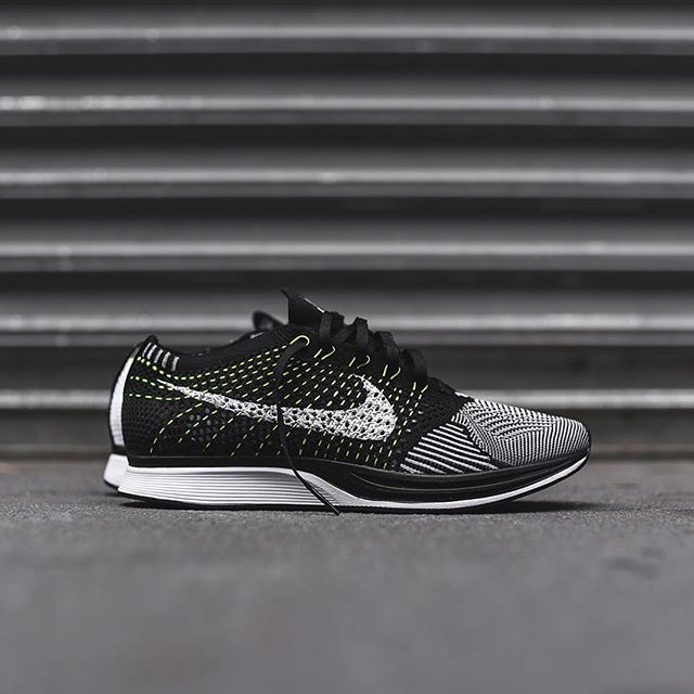 new concept 07713 d51c2 Nike Flyknit Racer. Available in-store only at Kith Manhattan.  150 USD.
