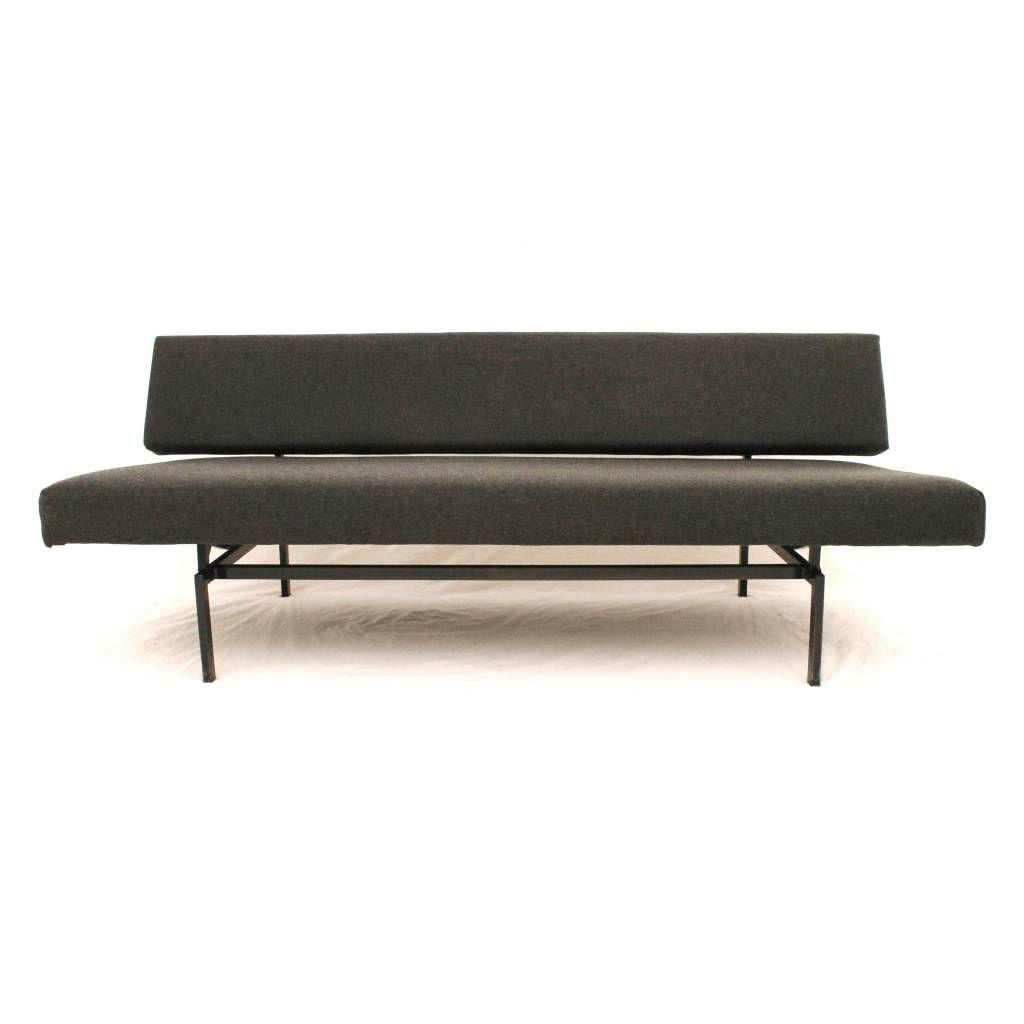Design Slaapbank Gijs Van Der Sluis 540.Gijs Van Der Sluis 540 Sleeper Sofa For Gispen 1961