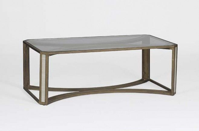 Metal Frame Glass Top Coffee Table One Of The Big Problems With