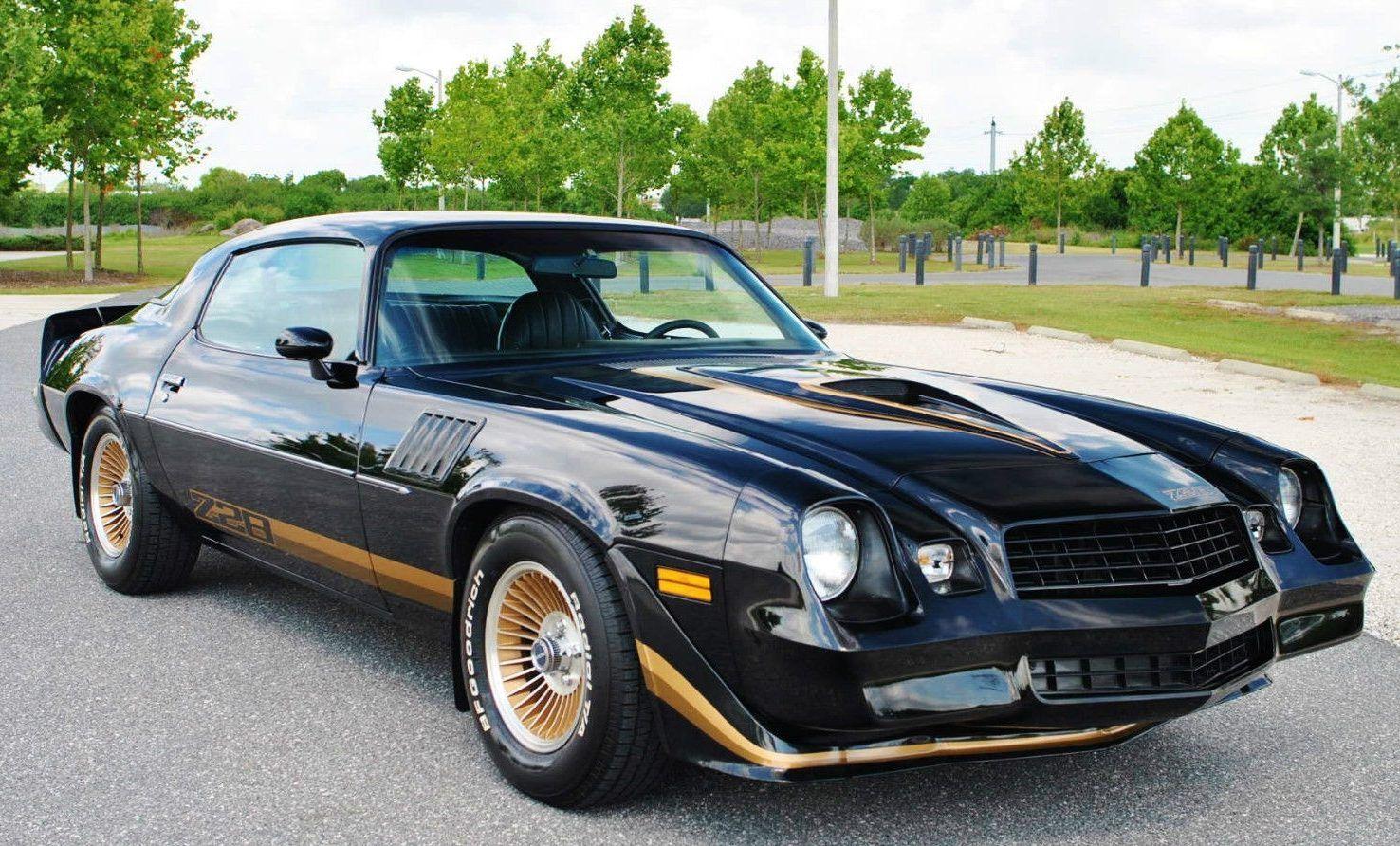 Incredible Survivor 1979 Chevrolet Camaro Z 28 Camaro Z Camaro