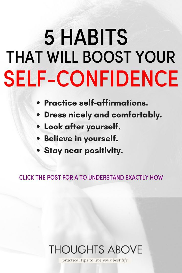 Defining the Difference Self-Efficacy Self-Confidence and Self-Esteem