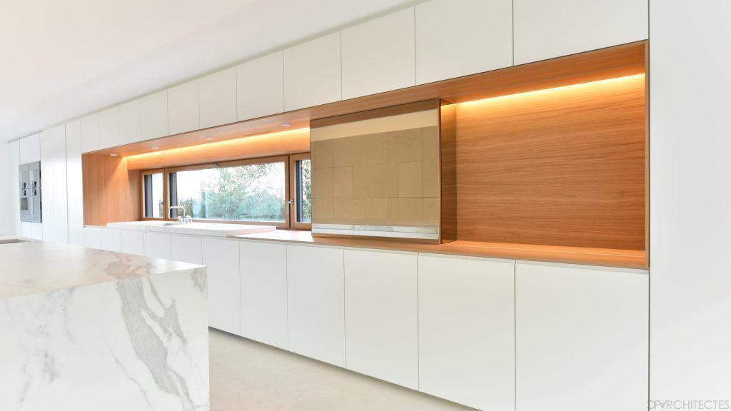 Villa de luxe - Bridel, Luxembourg CFArchitectes (Christophe Felten