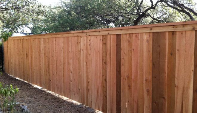 Custom Wood Fencing Austin Round Rock Dripping Springs Bee Cave Cedar Fence Wood Fence Fence Design