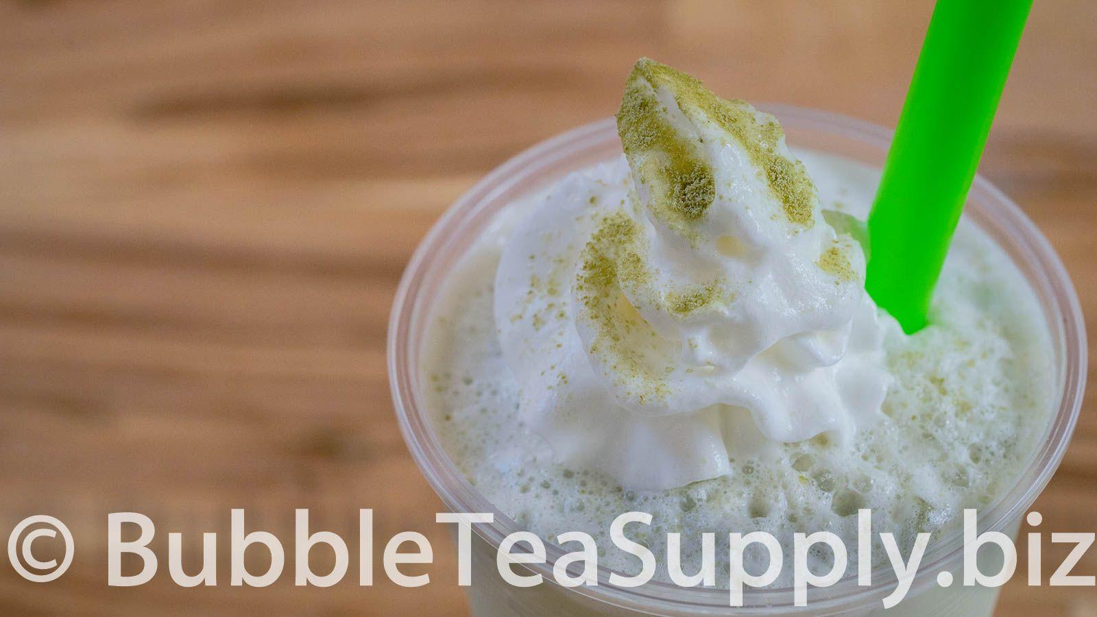 how to make green tea latte bubble tea with boba tapioca pearls recipe with images bubble tea flavored tea pinterest