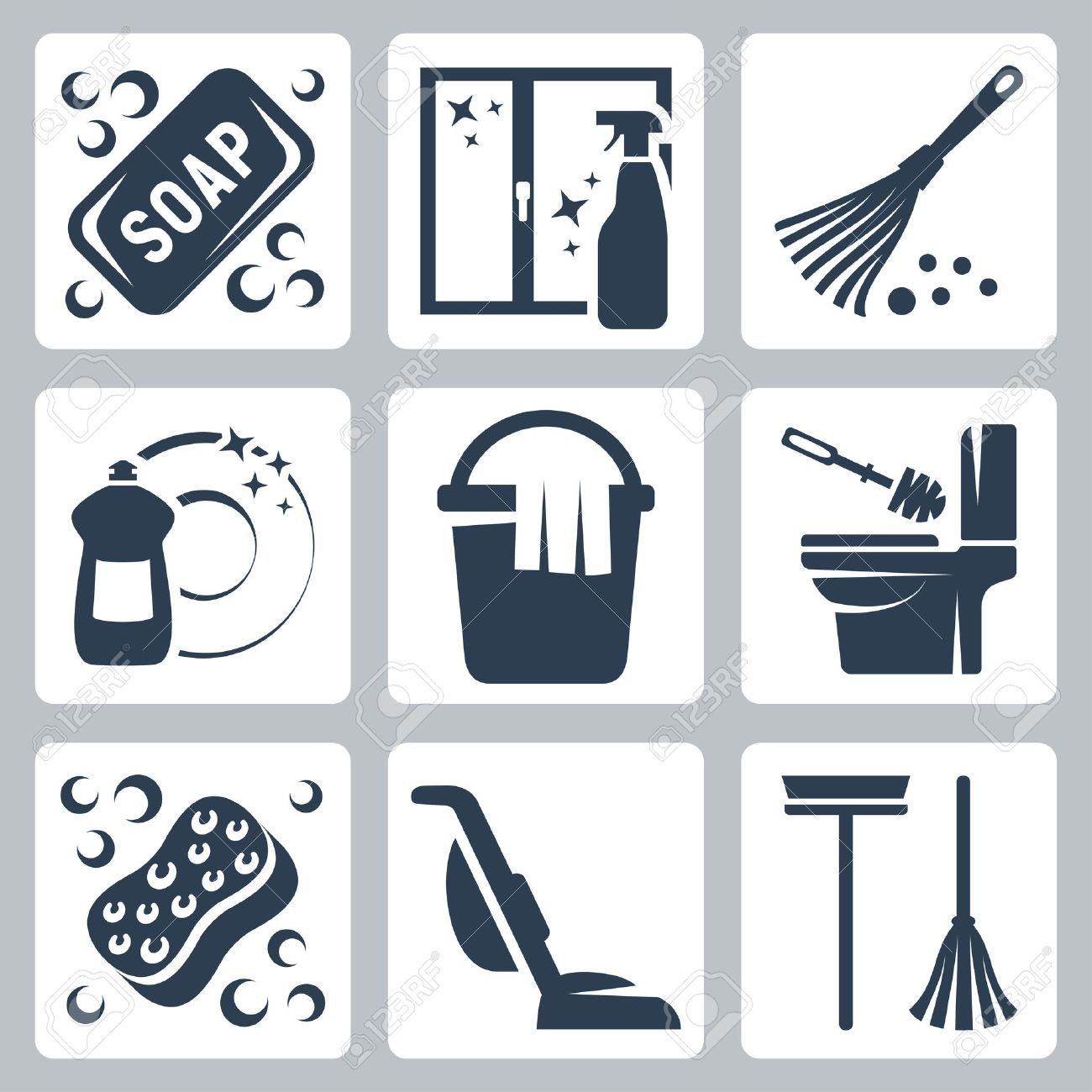 cleaning bucket icon Google Search Cleaning icons