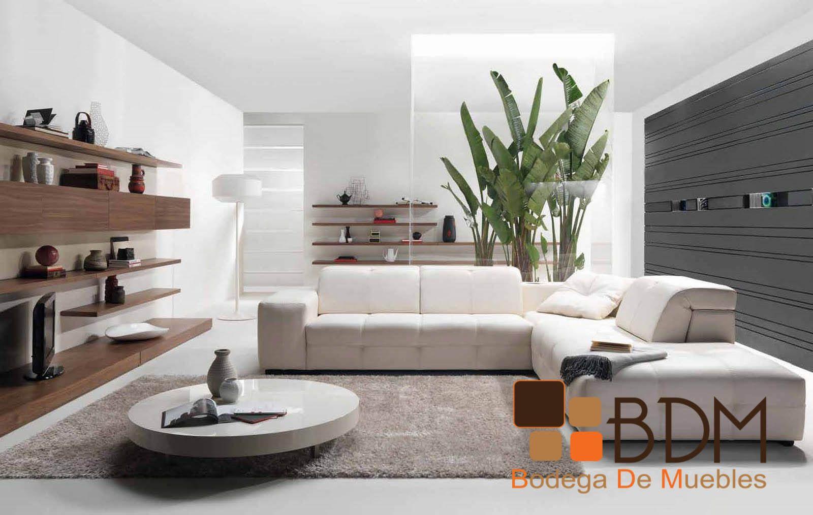 Sala Escuadra Perfecta Para Proyectar Vanguardia Salas  # Muebles Lujosos Y Modernos