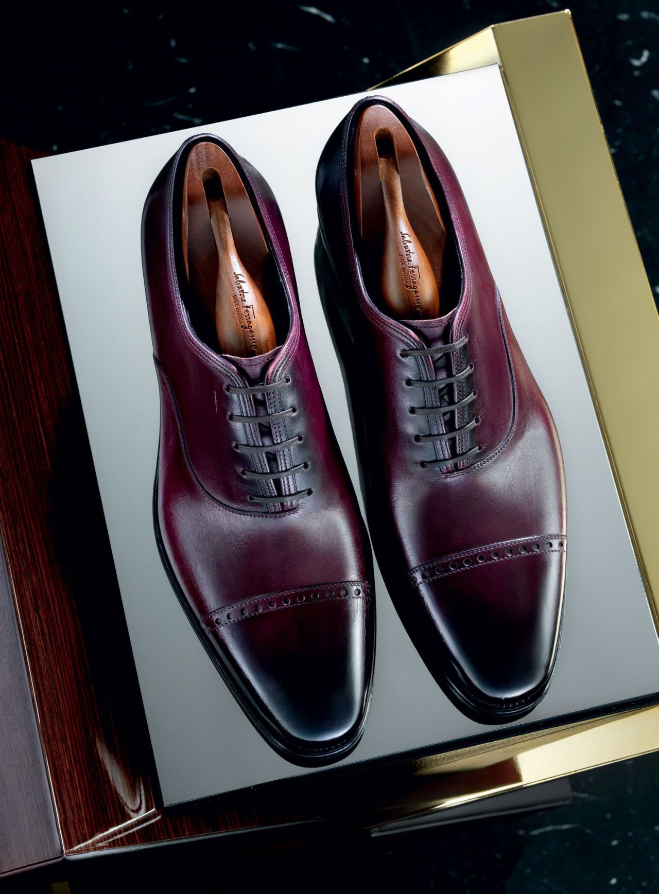 Take an Exclusive First Look at Ferragamo's New Custom Shoe Program
