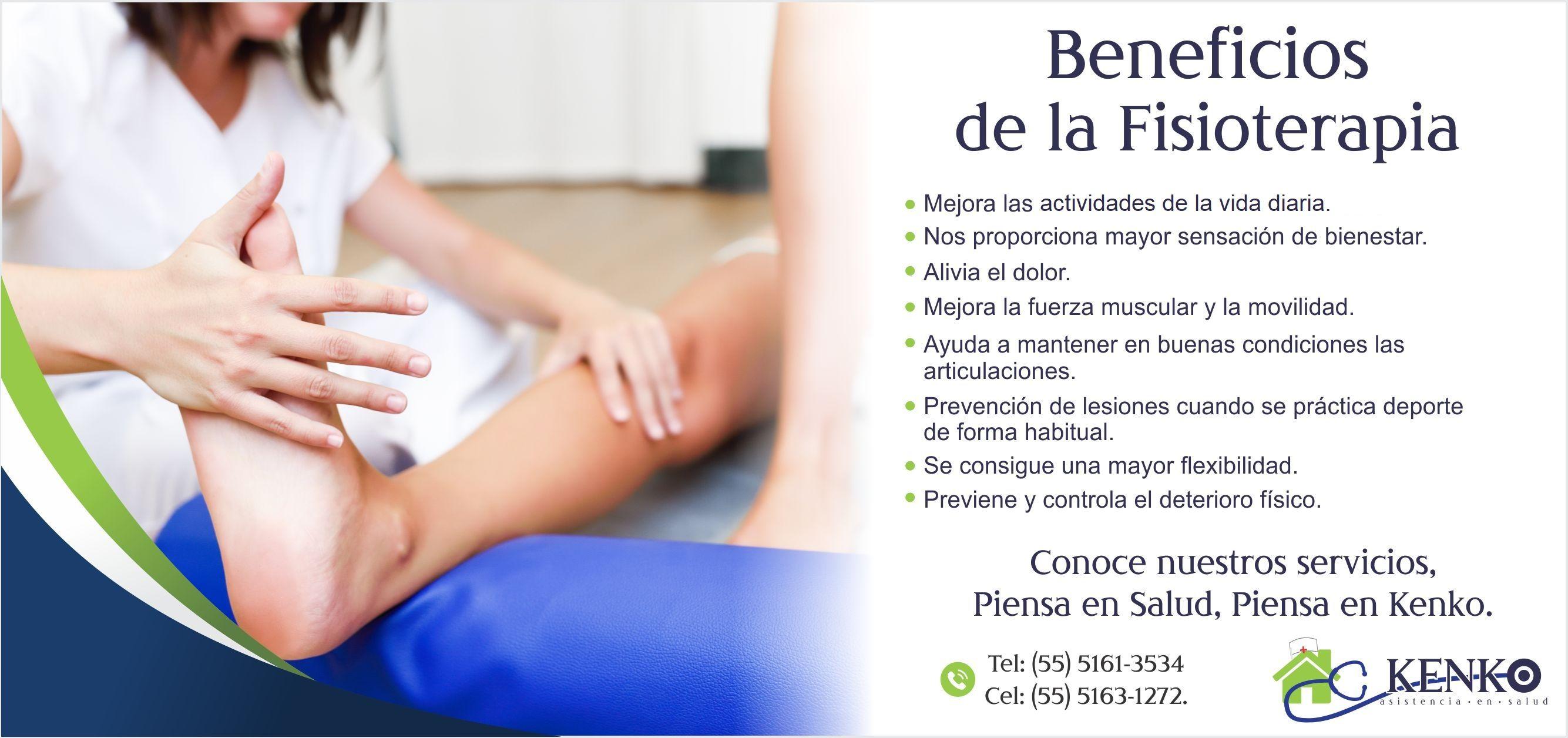 Fisioterapia para q sirve