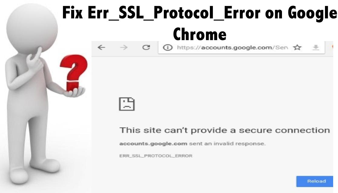 err_ssl_protocol_error windows 10 fix