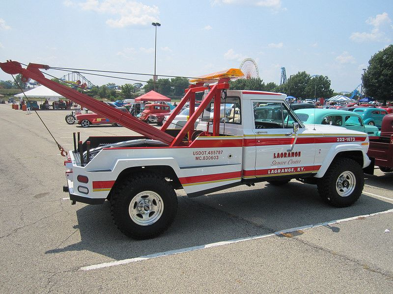 Louisville 2014 street rod nationals | by andhotrodshop | tow trucks ...