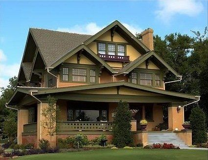 Getting to Know a Craftsman Home #craftsmanstylehomes