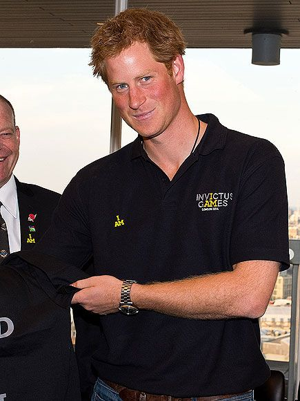 Prince Harry Jokes About New Baby: 'I Can't Wait to See My Brother Suffer More' http://www.people.com/people/package/article/0,,20395222_20851368,00.html