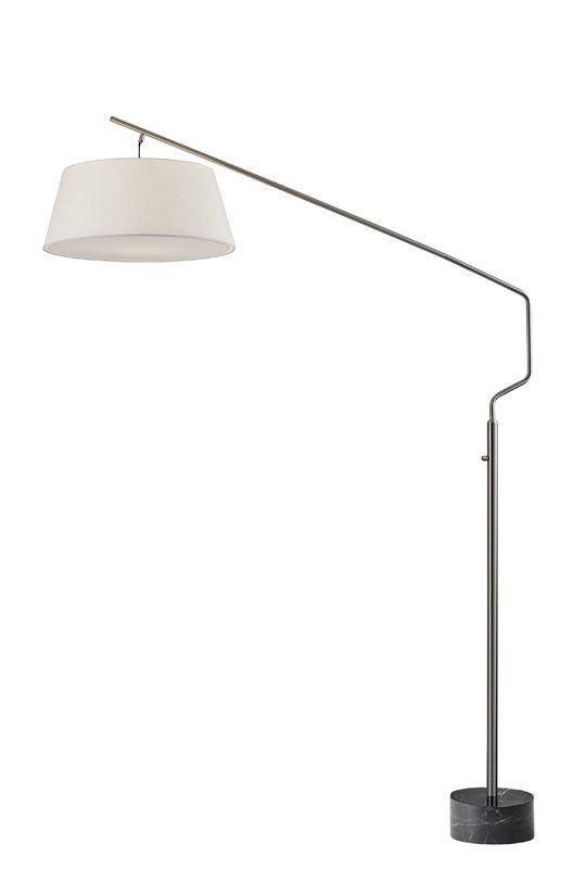 Affinia 81 Quot Arched Floor Lamp Floor Lamp Arc Lamp Lighting