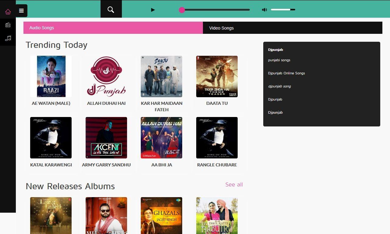 Djpunjabweb Com Official Website Download Free Punjabi Mp3 Songs