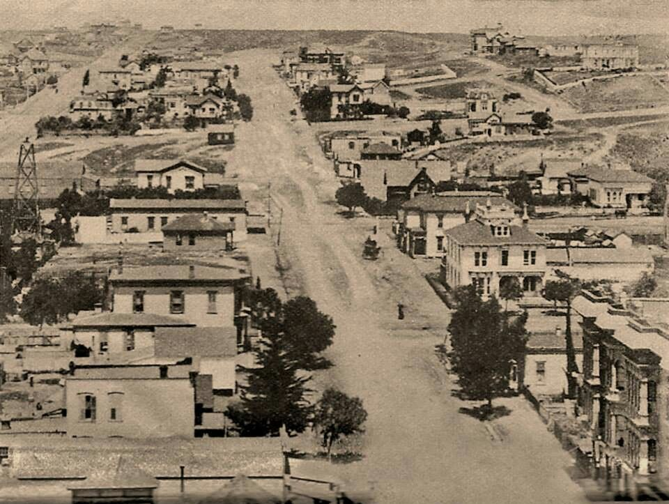 San Diego, California, ca 1900  | California's Past in 2019