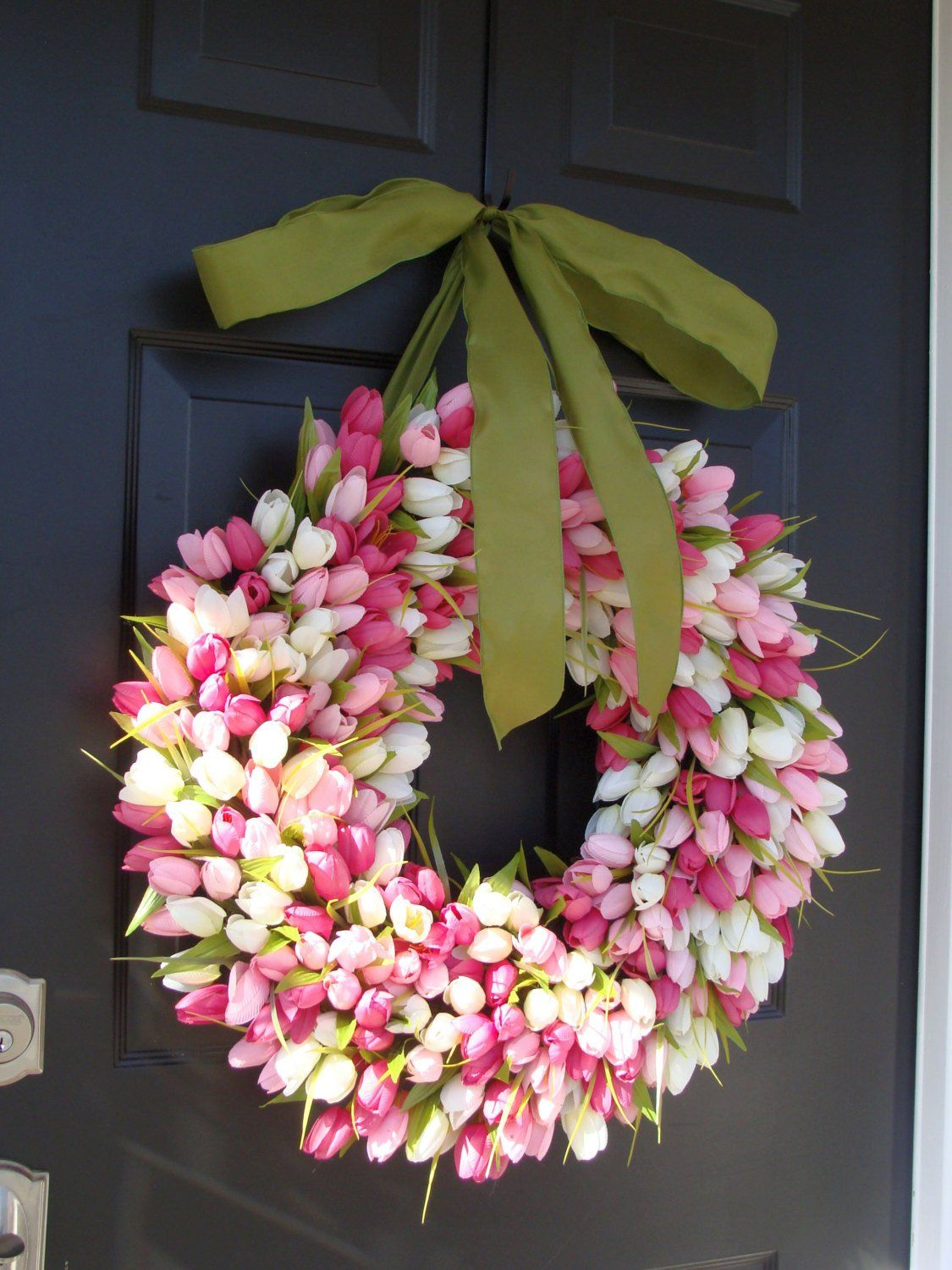 Spring Wreath Ideas Part - 37: Image Result For Spring Wreath Ideas