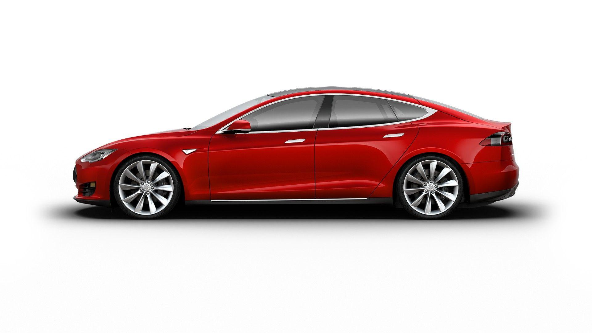 Luxury Vehicle: Pre-Owned Model S