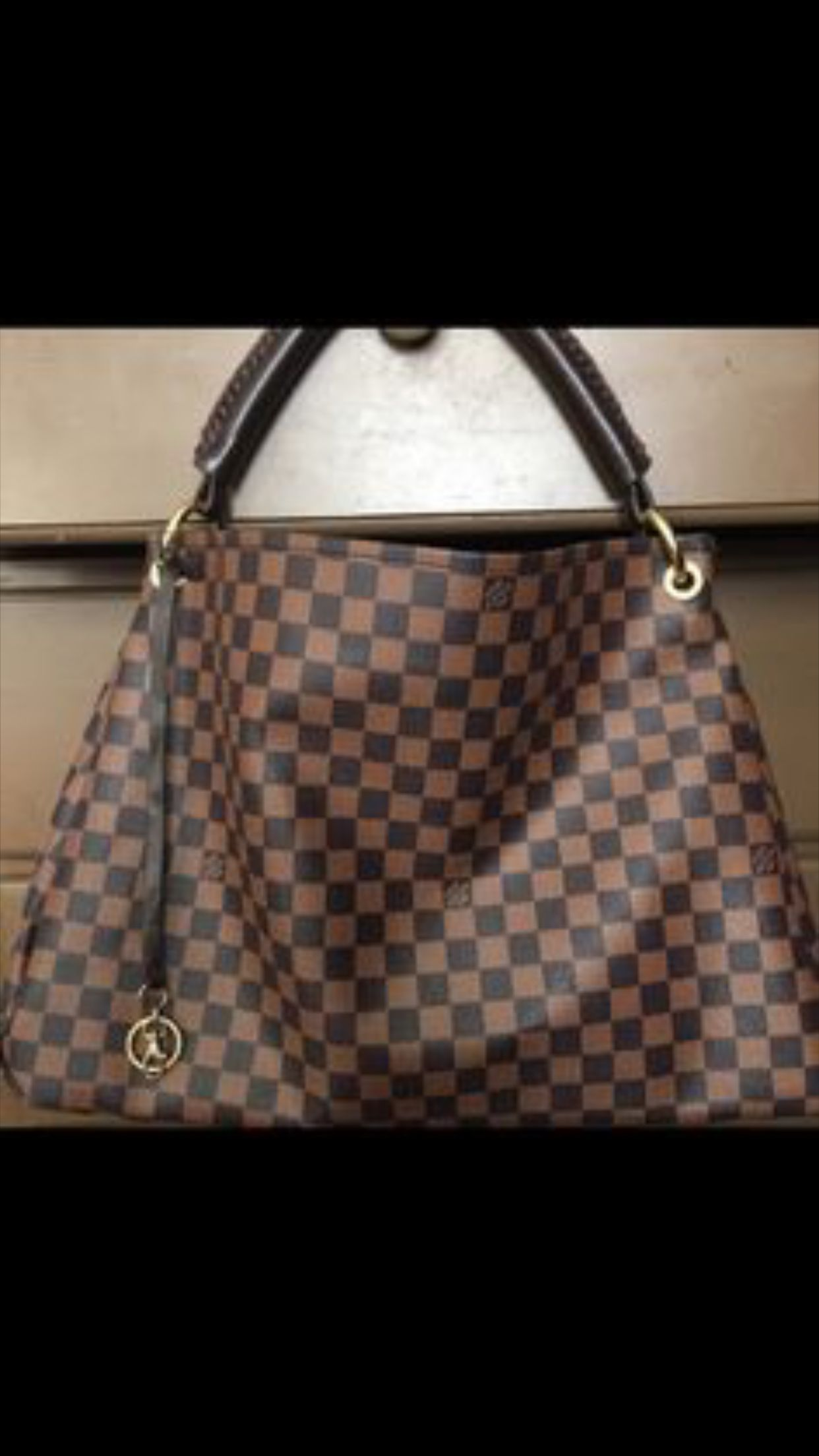 521d177bb LV Artsy Damier Ebene | L V in 2019 | Louis vuitton, Louis vuitton ...