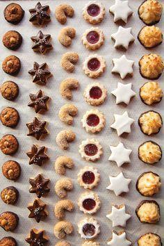 Weihnachtsgebäck - einfache Rezepte für ein schnel