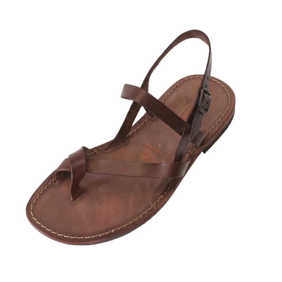 c7744aa1bcd Leather Sandals from Italy