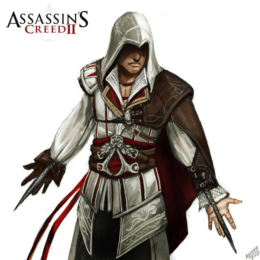 Assassins Creed 2 Drawing | www.pixshark.com - Images ...
