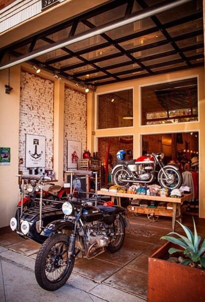 Garatge pinteres home motopia san rafael california premium new and used motorcycles full service shop and retail store in marin county sciox Images