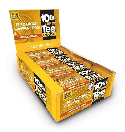 10th Tee Plus Chocolate Peanut Caramel Bars For Sale Caramel Bars Chocolate Peanuts High Protein Bars